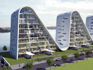 Modern Architecture Europe 11th european youth pairs championships - accommodation